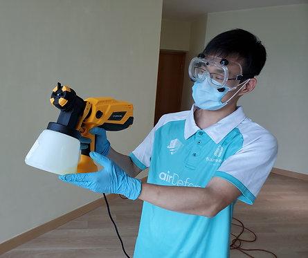 AC Home airDefender 家居塗層服務 - 助你家居抗菌抗病毒