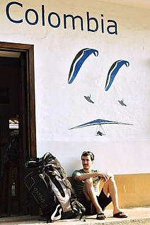 Robin, pilote professionnel de Parapente, Tandem et Biplace à Annecy, La Clusaz, Le Grand Bornand