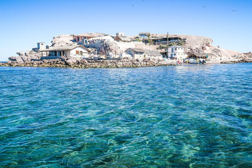 El Pardito Island