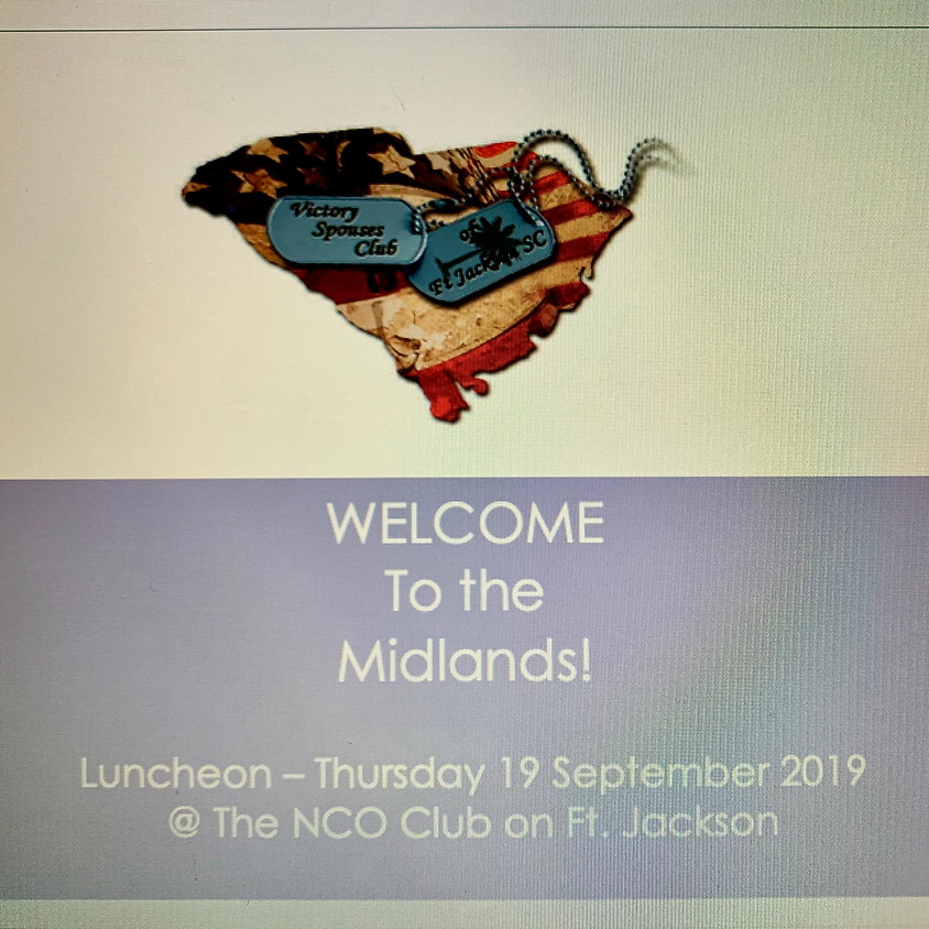 Welcome to the Midlands Luncheon