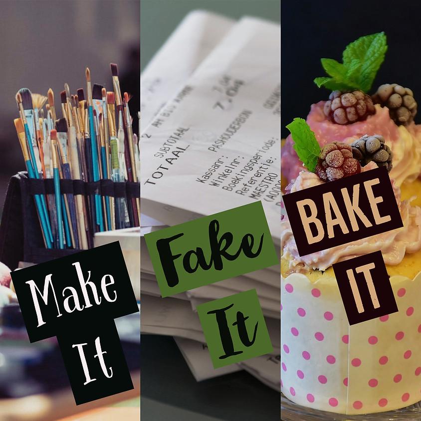 VSC Luncheon: Make It, Fake It, Bake It