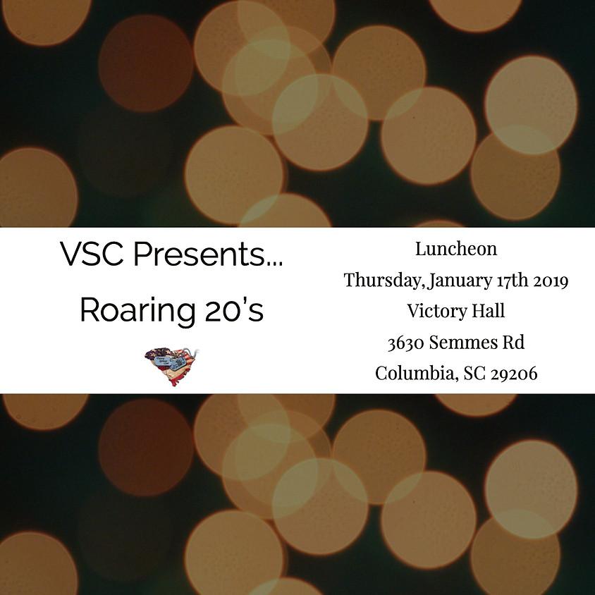 VSC Luncheon: Roaring 20's
