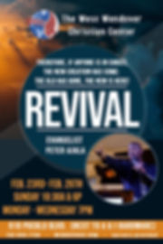 Copy of Revival - Made with PosterMyWall