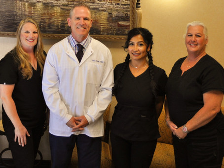 Update From Ross H. Dixon, dds