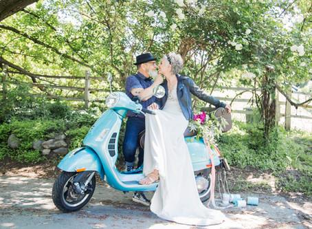 An Amazing Photoshoot featured in Confetti Wedding Magazine