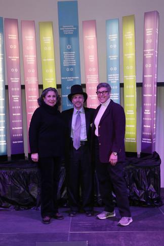 Wendy Kraft, Ken Moskowitz, Laura Sussman