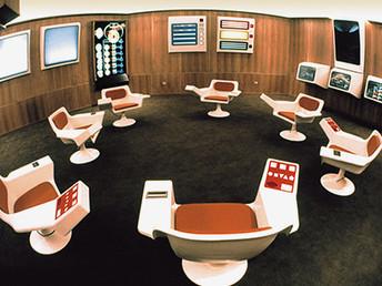 Cybersyn: a 1960s socialist internet