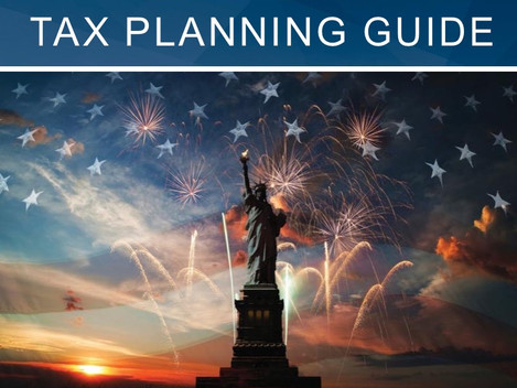 Our 2016-2017 Tax Planning Guide