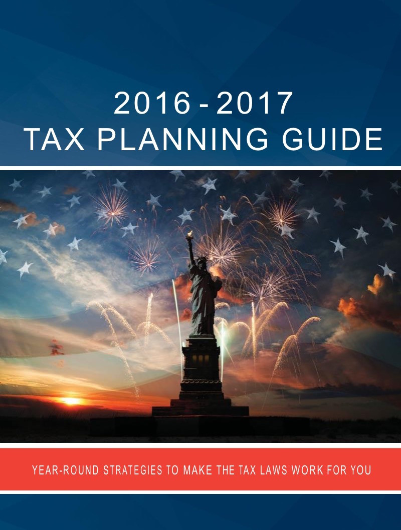 For tax planning, the only certainty is uncertainty. Last December, many valuable tax breaks were made permanent by the Protecting Americans from Tax Hikes Act of 2015 (the PATH Act). As a result, tax planning in 2016 is a little easier than it has been in recent years...