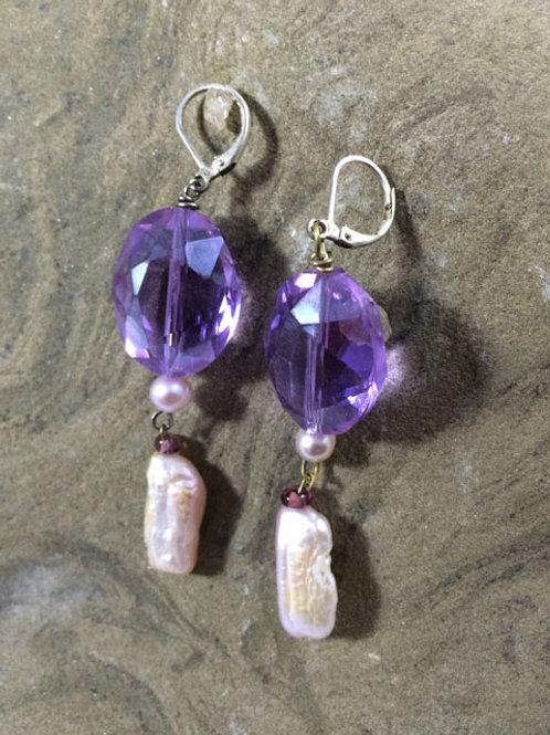 Lavender facets