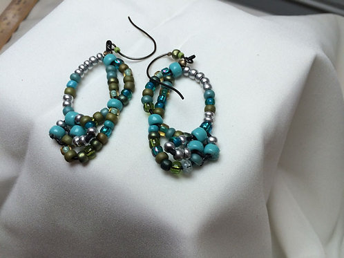 Strung earrings Collection 5
