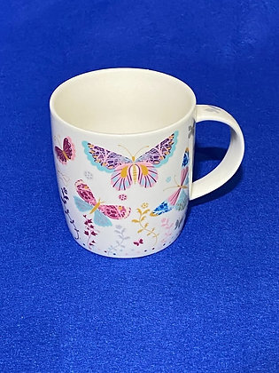 Tazza Farfalle, 9 cm