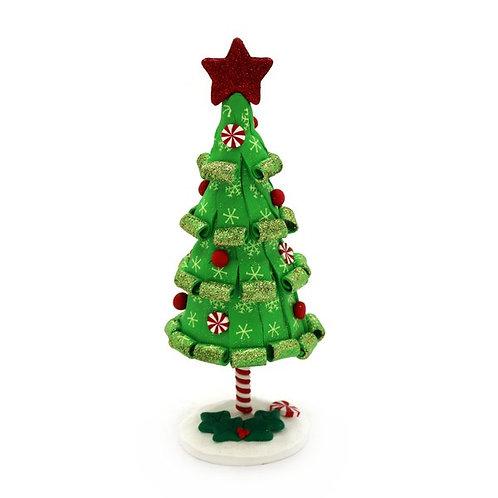 Albero di Natale fimo 23 cm