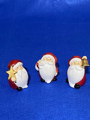 Babbo Natale, 6,5 cm