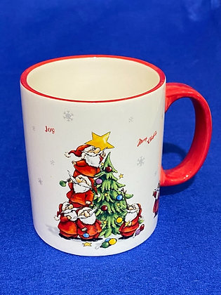 Tazza Albero di Natale, 8 cm