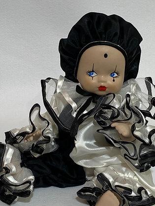 Pierrot di porcellana