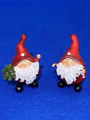 Babbo Natale, 9 cm