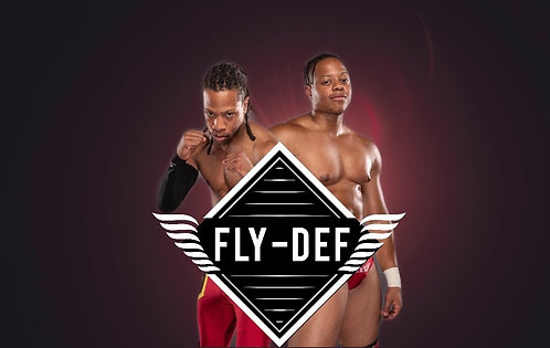 FLY-DEF 8x10 Photo