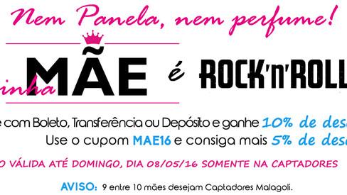 GENTE! Vai lá no site da Captadores que tem promoção do Dia das Mães!!!