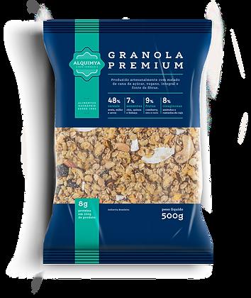 Granola Premium Melado 500G