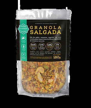 Granola Salgada 180G