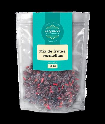 Mix de Frutas Vermelhas 100G