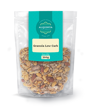 Granola Low Carb 300G