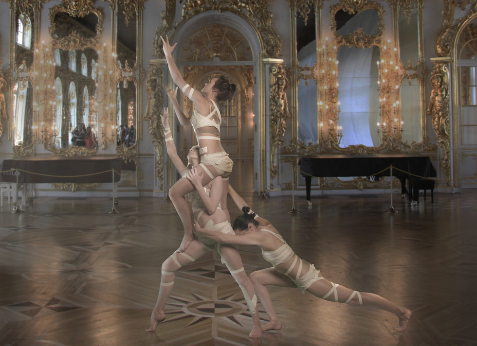 DANCE FILM FUNDING PITCH