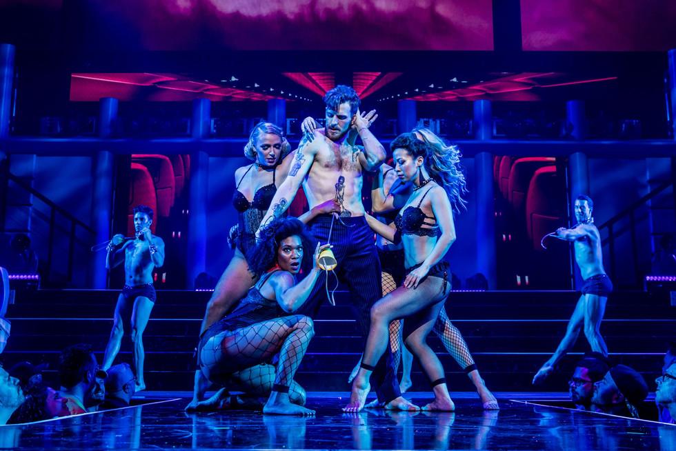 Blake Manns | Broadway Bares: Take Off