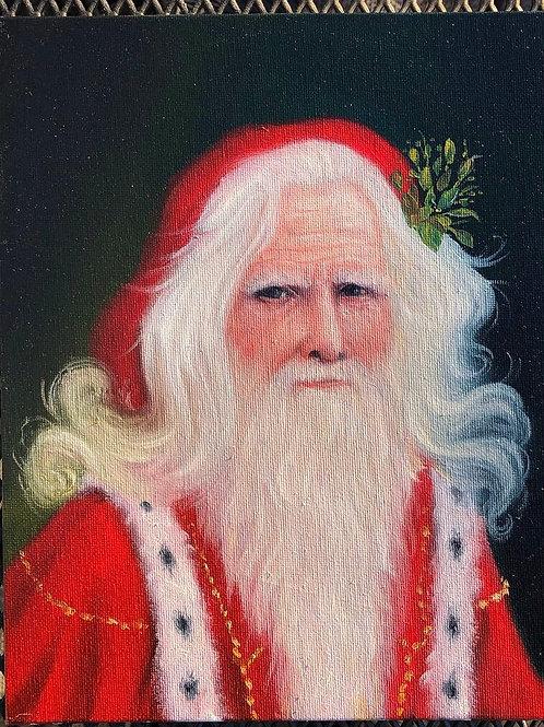 """""""The Immortal Father Christmas"""""""