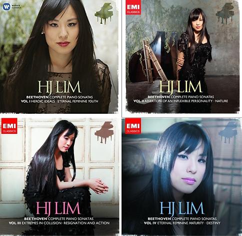 Beethoven Complete Piano Sonatas HJ Lim