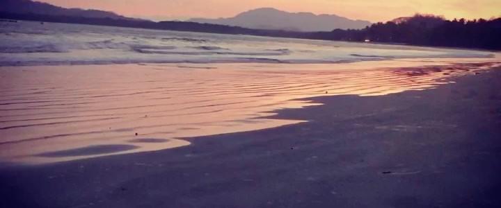 Zen Spacw, Post Carr Perfect Beach Sunrise
