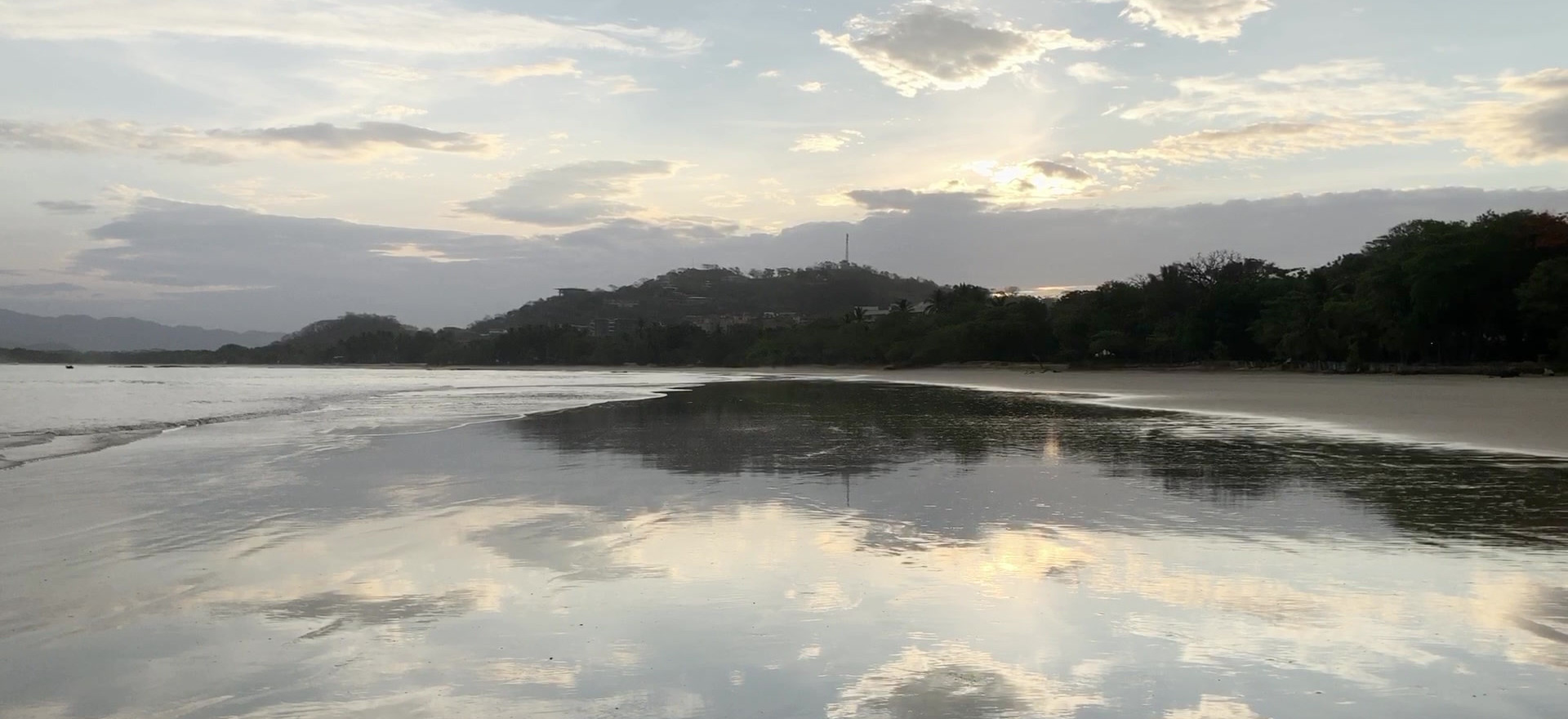 Zen Dpace, Sunrise Skies in Waves