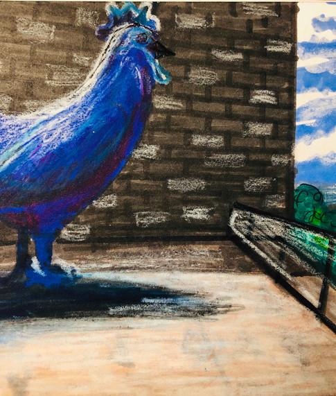Big Blue Chicken City