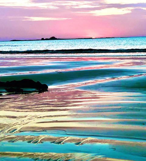 Magical Tropical Sunset