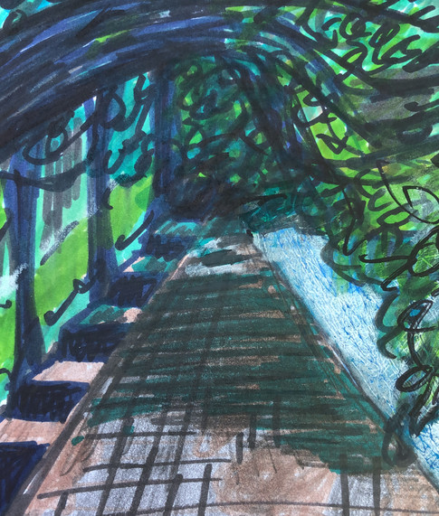 Fairytale Walkway