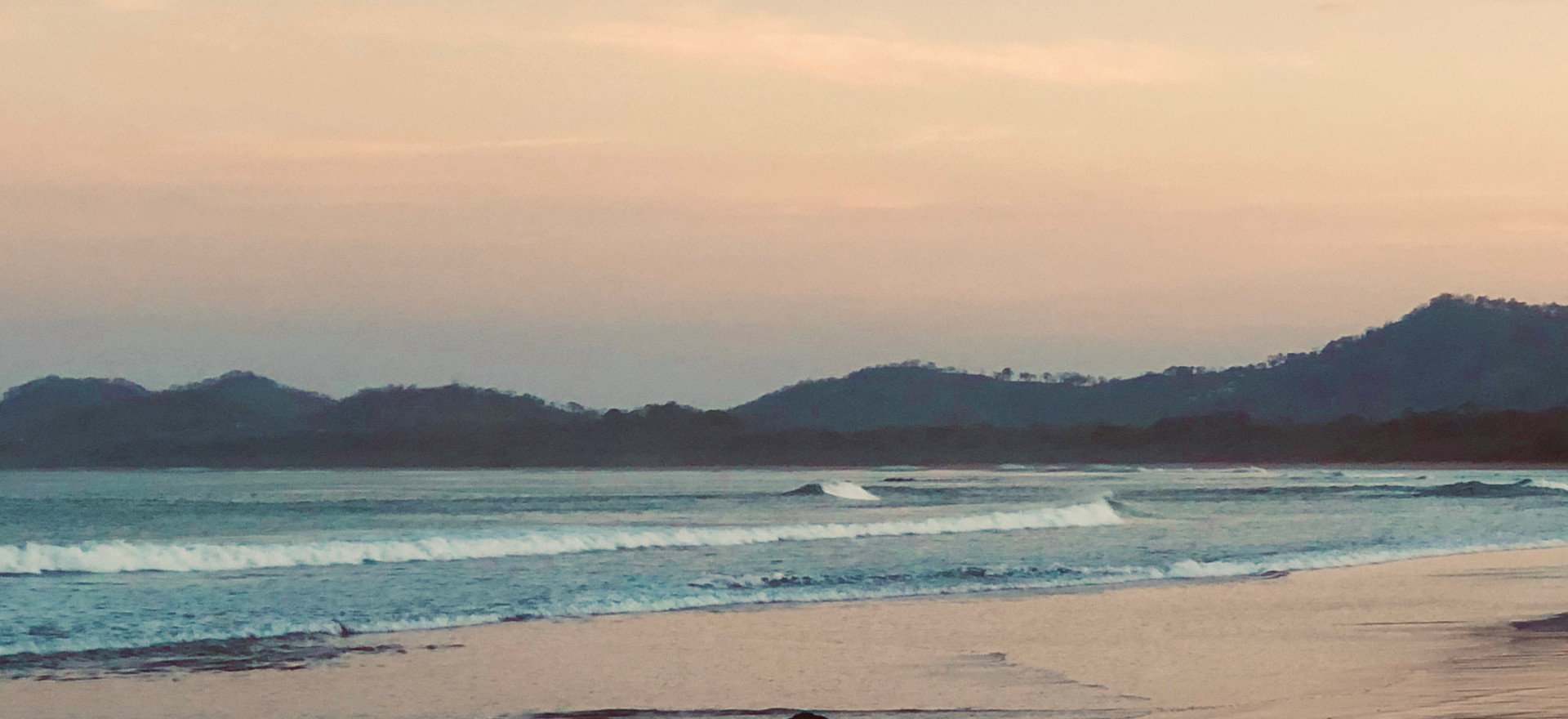 Postcard Beach Sunrise