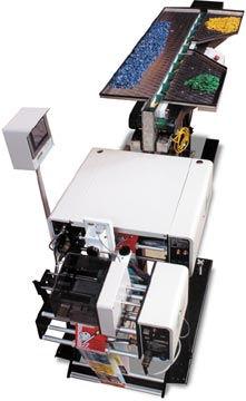 UF-5000 Infeed Conveyor Polybagger