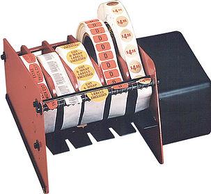 Selecta-Matic D5 Multi-Roll Label Dispenser