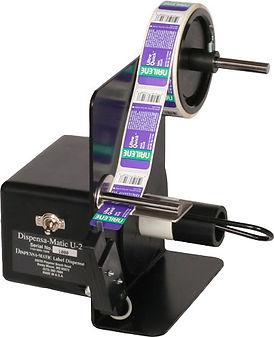 Dispensa-Matic U-25 Label Dispenser