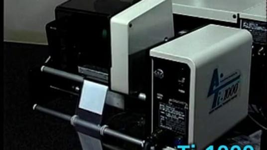 Ti-1000Z Inline Thermal Transfer Printer
