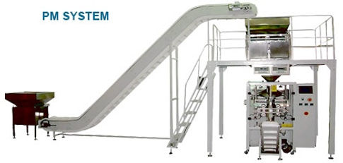 DaVinci PM Form Fill and Seal Machine