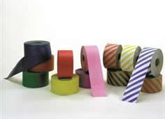 Custom Printed  Colored Gummed Tapes
