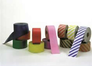 Custom Printed Colored Gummed Tape