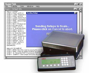 Super Talk - Counting Scale Software