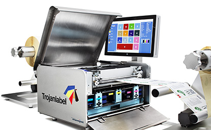 Trojan One On-Demand Label Printer