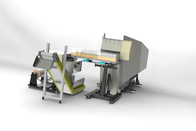 ST-1000 Automatic Towel Packaging System