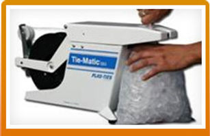 Tie-Matic HD58 Twist Tie Machine