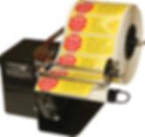 Dispensa-Matic Label Dispenser