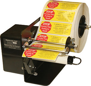 Dispensa-Matic U-60 Label Dispenser